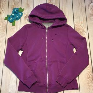 Nike women's zip hoodie